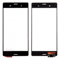 For Sony Xperia Z3 L55W D6603 D6643 D6653 D6616 LCD Screen Touch Digitizer Front Glass