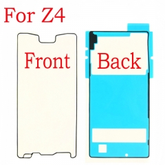 For Sony Xperia Z3+ Z3 Plus Z4 E6553 E6533 LCD Digitizer And Back Battery Cover Tape Sticker Glue Adhesive