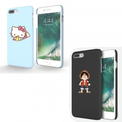 50x Custom-made Hard Heavy Duty Shockproof Case Cover For iPhone 6 6S 7 8 Plus X