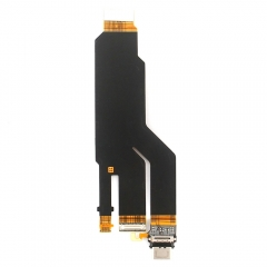For Sony Xperia XZ F8332 F8331 USB Charging Charger Port With LCD Display Flex Cable