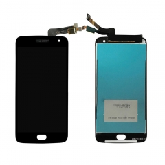 "For Motorola Moto G5 Plus XT1682 XT1681 XT1683 5.2"" LCD Display Touch Screen Digitizer Assembly Black"