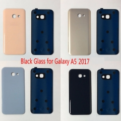 For Samsung Galaxy A5 2017 A520 A F T P V  Back Rear Glass Door Battery Cover
