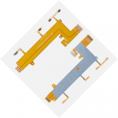 For Nokia Lumia 1320 Power Switch On / OFF Volume Button Flex Cable
