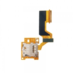 For HTC One M9 M9U M9W Sim Card Memory Reader Tray Slot Holder Flex Cable