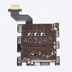 For HTC One M8 831C M S Y G Sim Card Memory Reader Tray Slot Holder Flex Cable