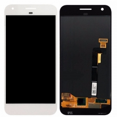 For HTC Google Pixel 5'' LCD Display Touch Screen Digitizer Assembly White