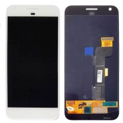 For HTC Google Pixel XL 5.5'' LCD Display Touch Screen Digitizer Assembly White
