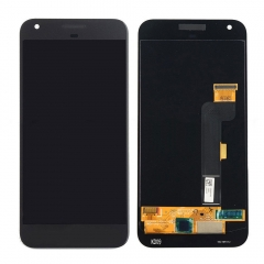 For HTC Google Pixel XL 5.5'' LCD Display Touch Screen Digitizer Assembly Black