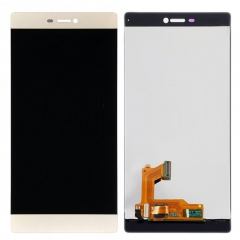 For Huawei P8 Standard Version LCD Display Touch Screen Digitizer Assembly Gold