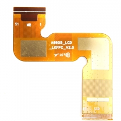 "For Lenovo 10.1"" Tablet Tab 2 A10-70 LCD Display Connector Flex Cable"