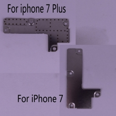 2x For iPhone 7 / 7 Plus Touch Screen LCD Flex Cable Connector Metal Bracket Holder