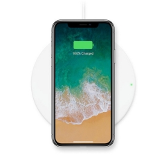 Wireless QI Fast Charger Charging Pad Mat For iPhone X/8/8 Plus